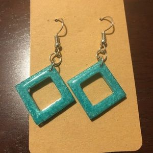 Handmade Dangling Earrings